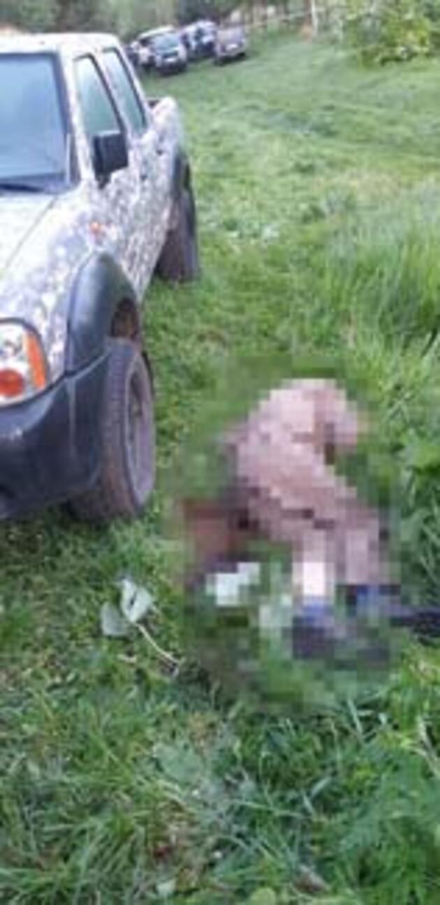 Ukrayna'da katliam: Tartıştığı 7 kişiyi av tüfeğiyle öldürdü