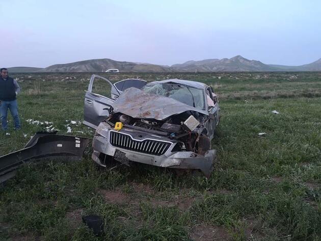 AK Partili meclis üyesi kazada yaşamını yitirdi