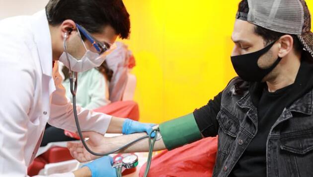 Murat Yıldırım'dan kan bağışı çağrısı