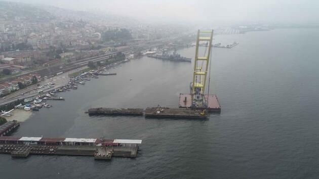 17 Ağustos depreminin denizdeki izi yıkıldı