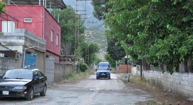 1200 nüfuslu mahalle karantinaya alındı