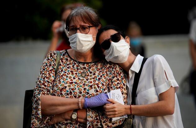 Dünyada can kaybı 352 bini aştı: İşte koronavirüste anbean yaşananlar