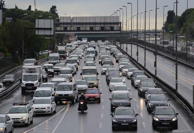 Son dakika… İstanbul trafiğinde son durum!