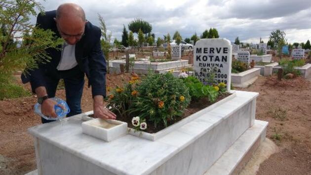 Öldürülen Merve'nin babası: Her kadın cinayetinde o acıyı yaşıyoruz