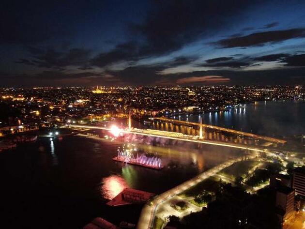 İstanbul'da fetih şöleni!
