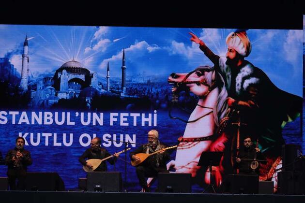 İstanbul'un Fethi Özel Konseri