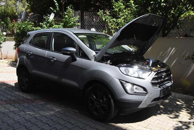 Sıfır otomobil, ekspertiz raporunda kusurlu çıktı