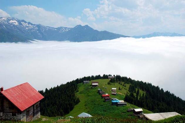 Karadeniz, turizm sezonuna hazır