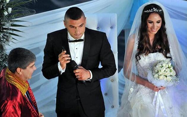Burak Yılmaz ile İstem Atilla yeniden evleniyor