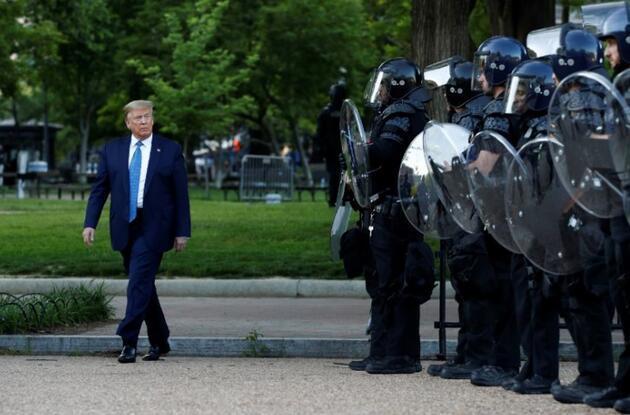 Trump'ın ses kaydı ortaya çıktı: ABD'de gerginliği tırmandıracak sözler!
