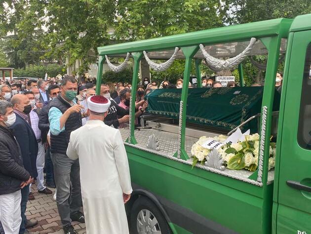 Ünlü iş adamı Süleyman Toplusoy son yolculuğuna uğurlandı