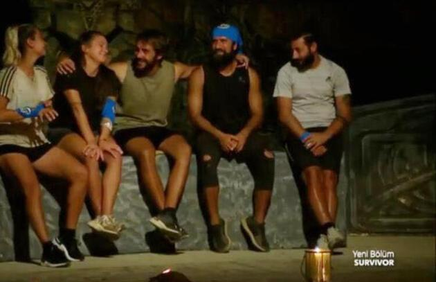 Survivor'da Yunus Emre ve Berkan sürprizi! Sercan onları seçti!