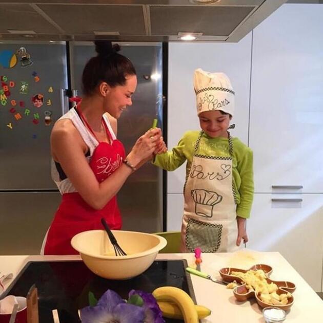 Ebru Şallı'dan ağlatan Pars paylaşımı: Mutfaklar bomboş artık...