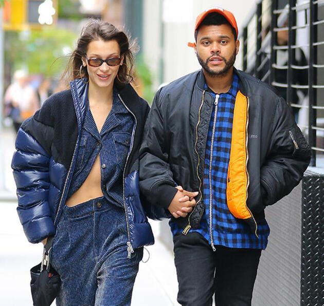 The Weeknd ile Bella Hadid barıştı mı?