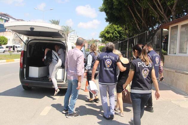 Antalya'da zorla fuhuş yaptırılan 5 kadın kurtarıldı: 75 bin liralık senet imzalatmış