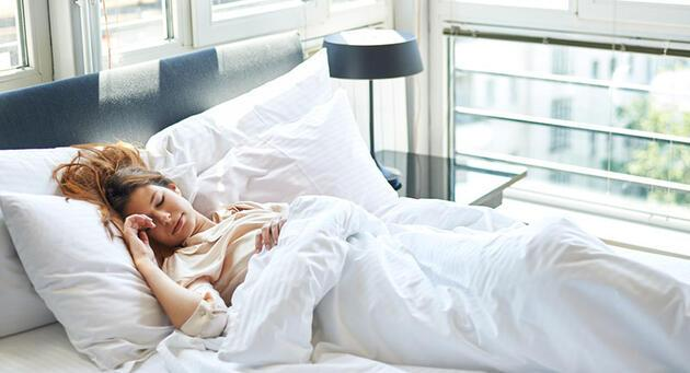 Uykuya dalarken düşme hissi yaşıyorsanız...