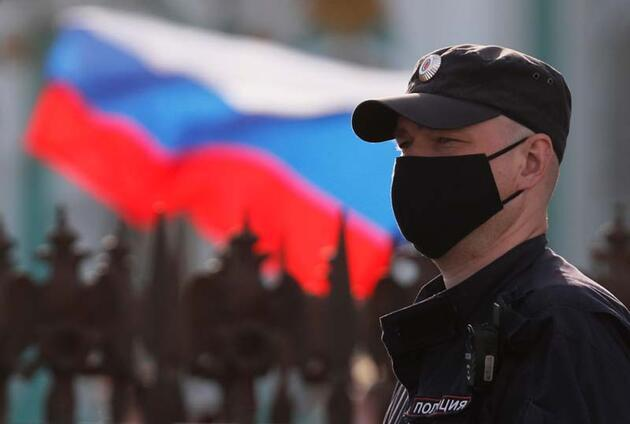 Son dakika... Rusya'da Kovid-19 vakası sayısı 520 bini geçti