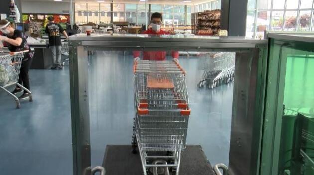 Son dakika... Bilim Kurulu Üyesi Yamanel'den, marketlerde 'alışveriş arabası' uyarısı
