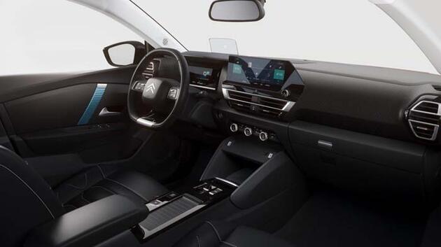 Citroen'in yeni silahı C4 hatchback gün sayıyor