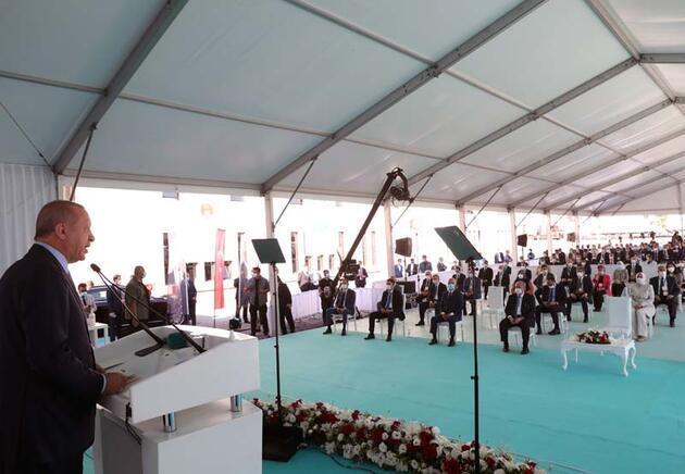 Marmara Üniversitesi Prof. Dr. Asaf Ataseven Hastanesi hizmete açıldı