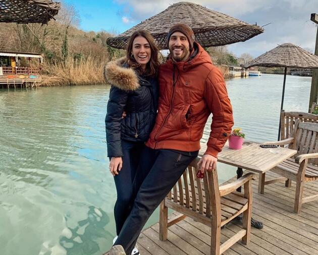 Survivor yarışmacısı Ezgi Avcı ile Nemanja Djurisic evlendi