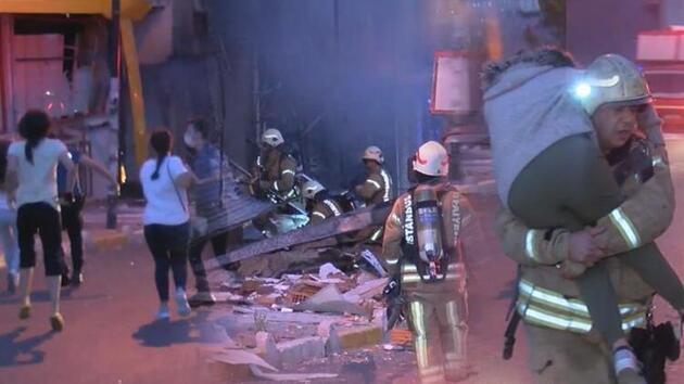 Son dakika haberi: İstanbul'da bir binada patlama! Ölü ve yaralılar var