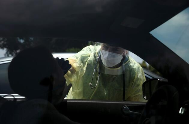 """ABD'den kritik koronavirüs açıklaması: """"Kontrol edilemeyecek kadar hızlı"""""""