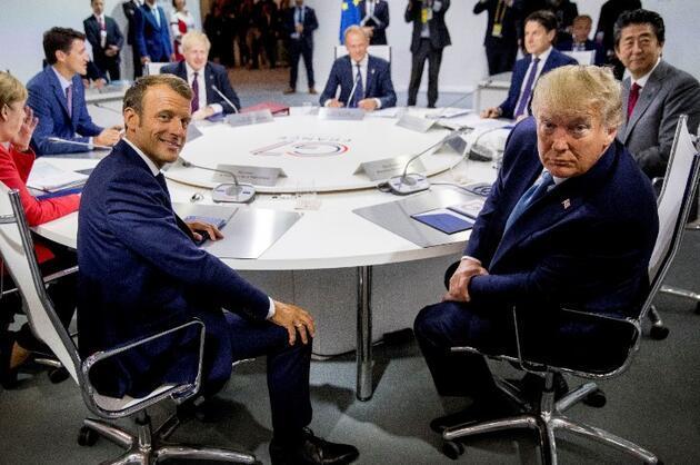 ABD Başkanı Trump'ın dünya liderleriyle telefon görüşmeleri basına sızdı
