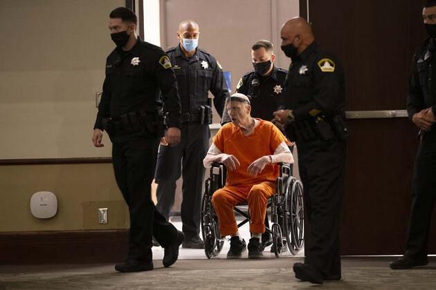 ABD'de seri katil DeAngelo, 13 cinayeti kabul etti