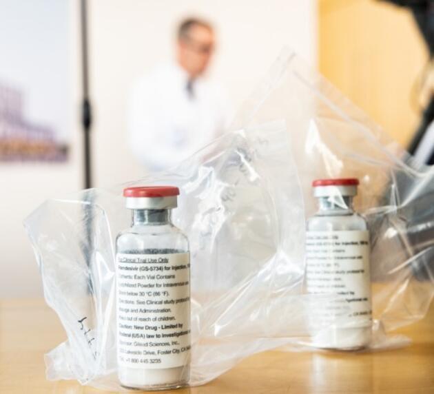 Koronavirüs tedavisinde kullanılan ilacın tüm stoğunu ABD aldı