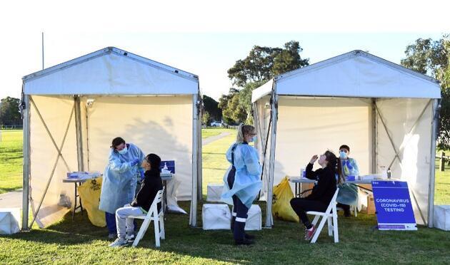 Avustralya'da artan vakalar sonrası karantina kararı