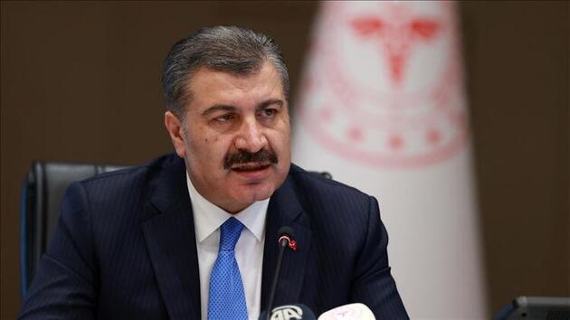 Sağlık Bakanı Koca tek tek açıkladı: İşte koronavirüs vaka sayısı artan ve azalan iller