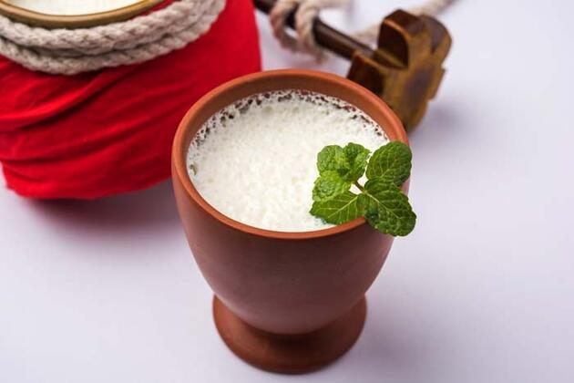 Yazın ayran içmenin vücuda faydaları