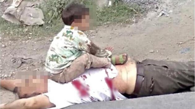 Öldürülen dedesinin göğsünün üzerine oturan 3 yaşındaki çocuk böyle konuştu