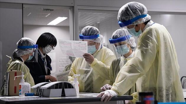 ABD'de günlükcoronavirüs vaka sayısında rekor
