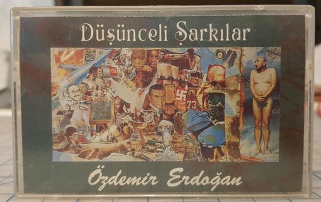 Özdemir Erdoğan'ın çıplak pozları sosyal medyada