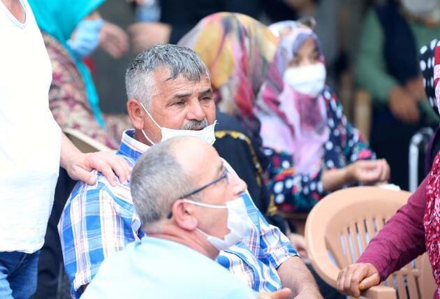 Sakarya'daki patlamada eşini kaybeden adam son vedalarını anlattı