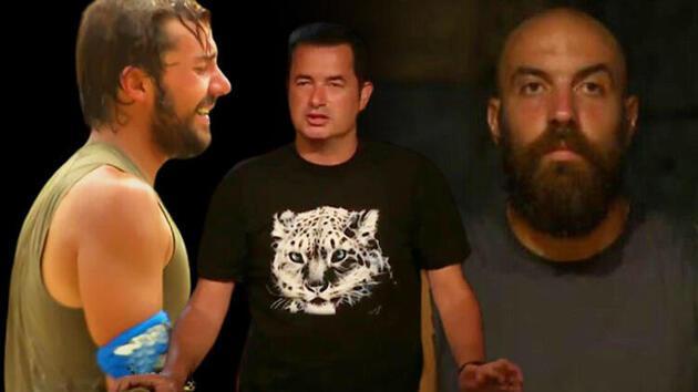 Survivor'da Sercan Yıldırım şaşkına çevirdi: Ada konseyinde...