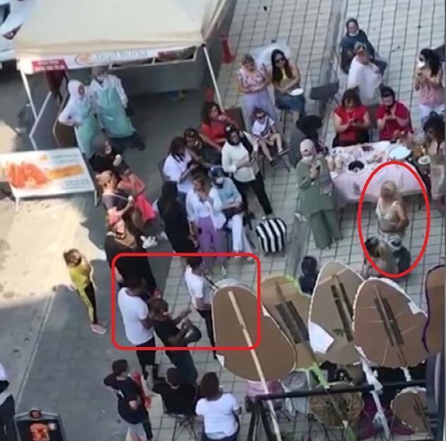 Son dakika... Bakan Koca Bursalıları uyarmıştı! Dansözlü iş yeri açılışında koronavirüs unutuldu