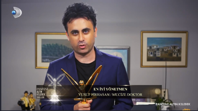Son dakika... 46. Pantene Altın Kelebek Ödülleri sahiplerini buldu... Kim hangi ödülü aldı?