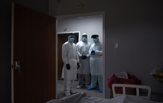 Can kaybı 540 bini geçti: İşte koronavirüste anbean yaşananlar