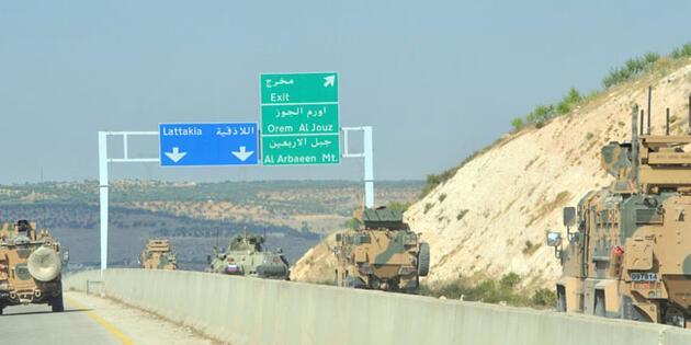 Son dakika haberi... 20'nci Türk-Rus Birleşik Kara Devriyesi yapıldı