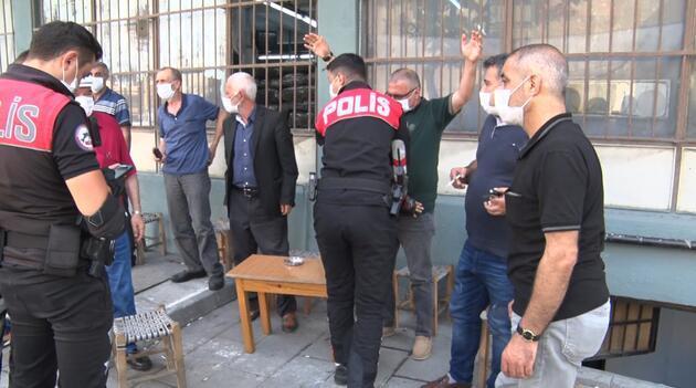 Gaziosmanpaşa'da yapılan denetimlerde 15 kişi gözaltına alındı