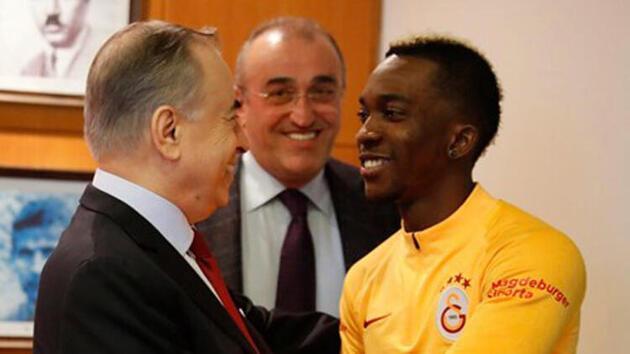 Son dakika haberi | Galatasaray'da Onyekuru gerçeği!