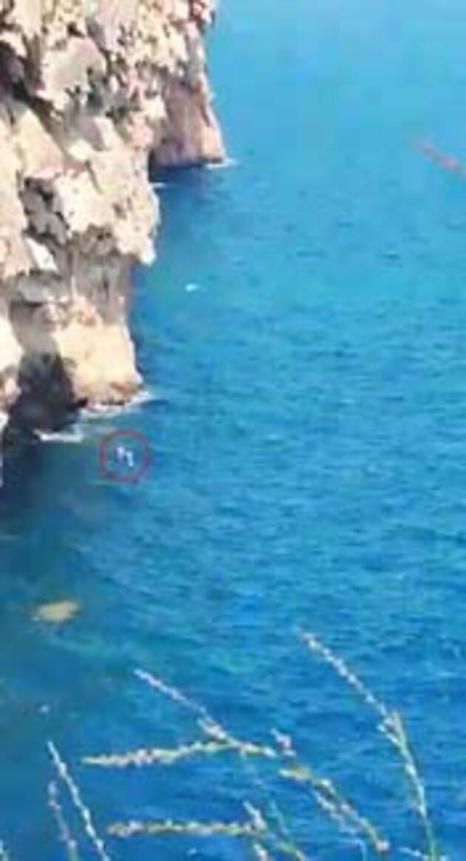 İddia için 40 metreden denize atlayan Rus genç, öldü
