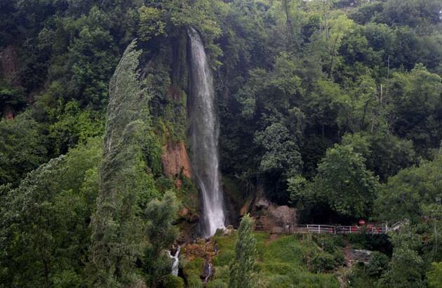 Mersin'in saklı güzelliği: Sunturas Şelalesi