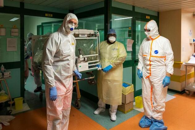 Dünya genelinde ağır koronavirüs bilançosu! İşte anbean yaşananlar