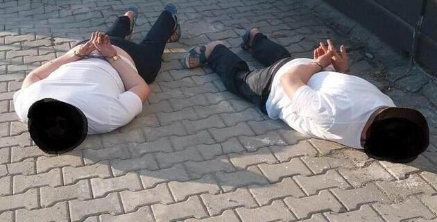 Son dakika...Ankara'nın ortasında 'günah şehri'! Kocalarımızı kurtarın