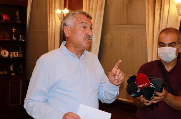 Adana Büyükşehir Belediyesi'ne 'icra' şoku: Başkanlık makamındaki eşyalara el konuldu
