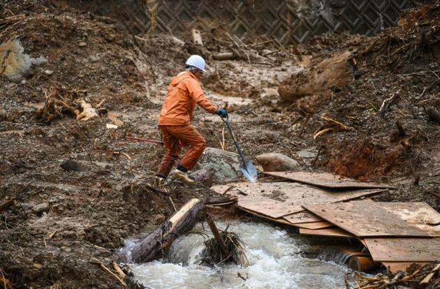 Japonya'da felaketin bilançosu ağırlaşıyor: Ölenlerin sayısı 63'e yükseldi